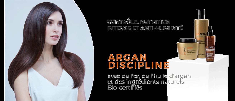 Argan Discipline